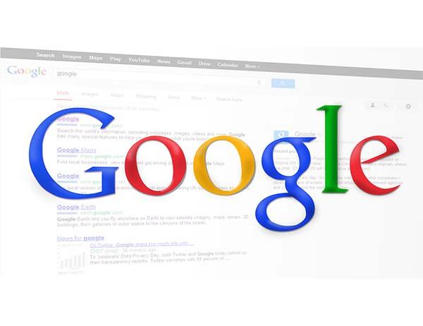 Google Arama Seçim Ekranı